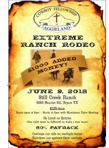Extreme Ranch Rodeo @ Still Creek Ranch Arena | Bryan | Texas | United States