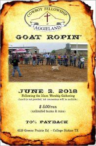 Goat Roping @ Wellborn Community Center | Krung Thep Maha Nakhon | Thailand